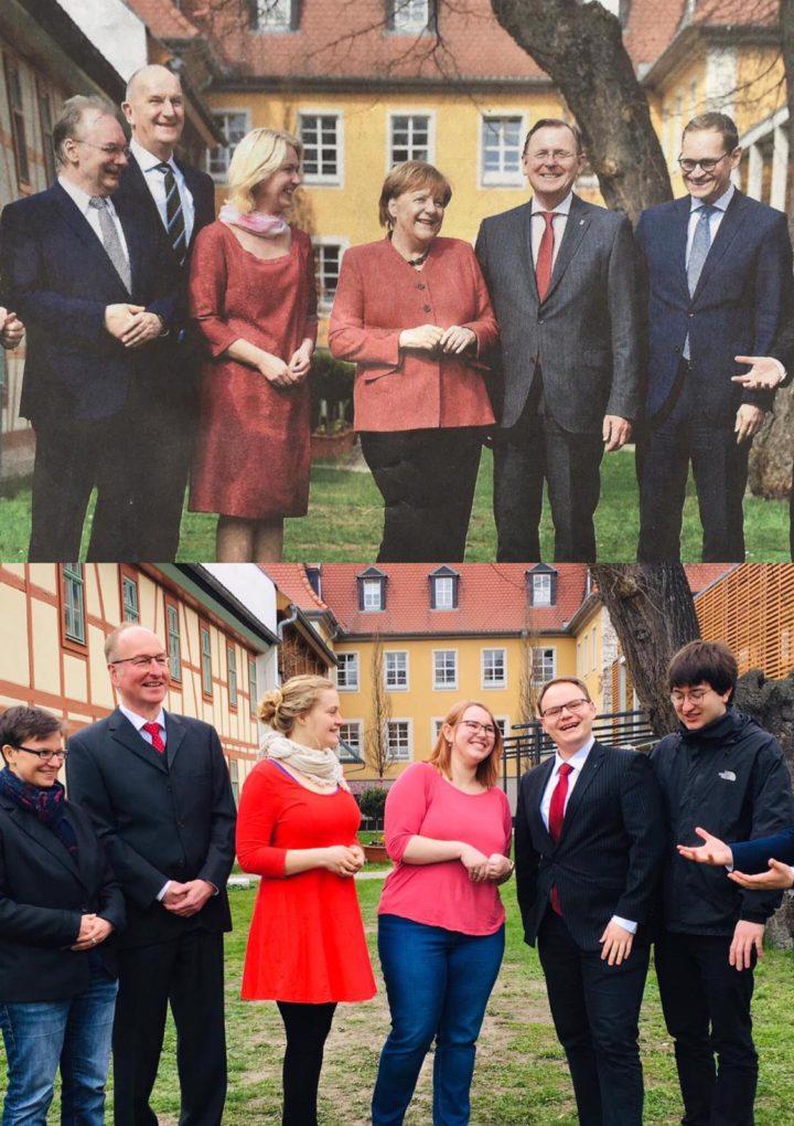 +++Bundeskanzlerin hinterlässt kein gutes Bild – Was Fotoshop nicht alles kann!+++